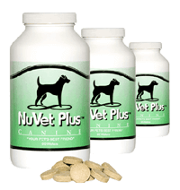 Tidwell Farms Recommends NuVet Plus